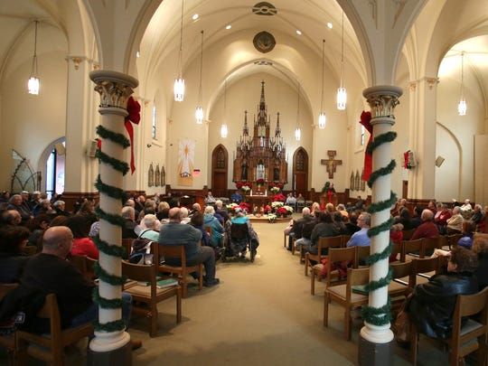 Every Wednesday at 2 pm, the Solanus Casey Center in