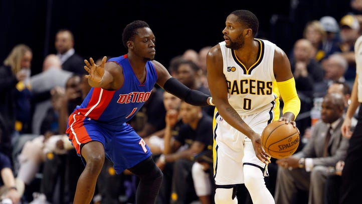 Game thread: Pistons lose to Pacers, 105-84