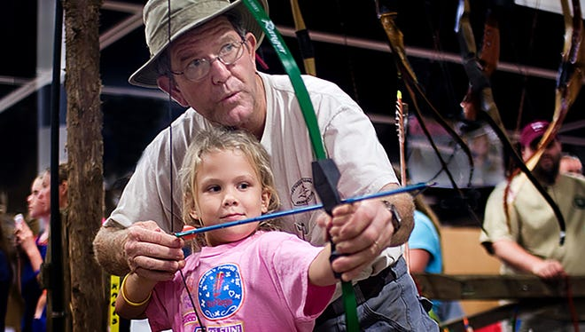 The Mississippi Wildlife Extravaganza is designed to be more family-friendly than ever this year.