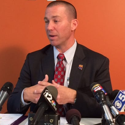 DCS Director Greg McKay discusses the agency's strategic