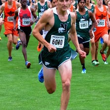 Novi's Nathan Hall ran a career-best 16:16 en route to a fifth-place finish at the MSU Spartan Invitational.