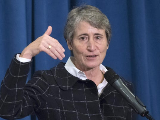 Interior Secretary Jewell To Visit Helena Area Browning