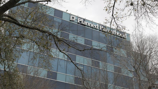 A Planned Parenthood clinic in Houston on Jan. 26, 2016.