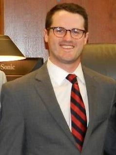 Ben Selecman, Nashville assistant DA, Alan Jackson's son-in-law, 28.