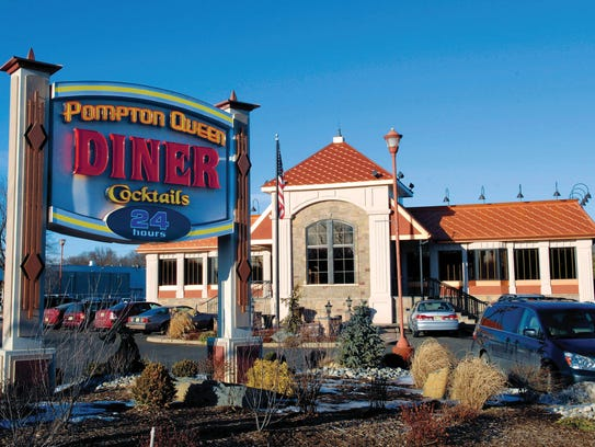 The Pompton Queen Diner in Pompton Plains was voted
