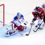 Arizona Coyotes vs. New York Rangers