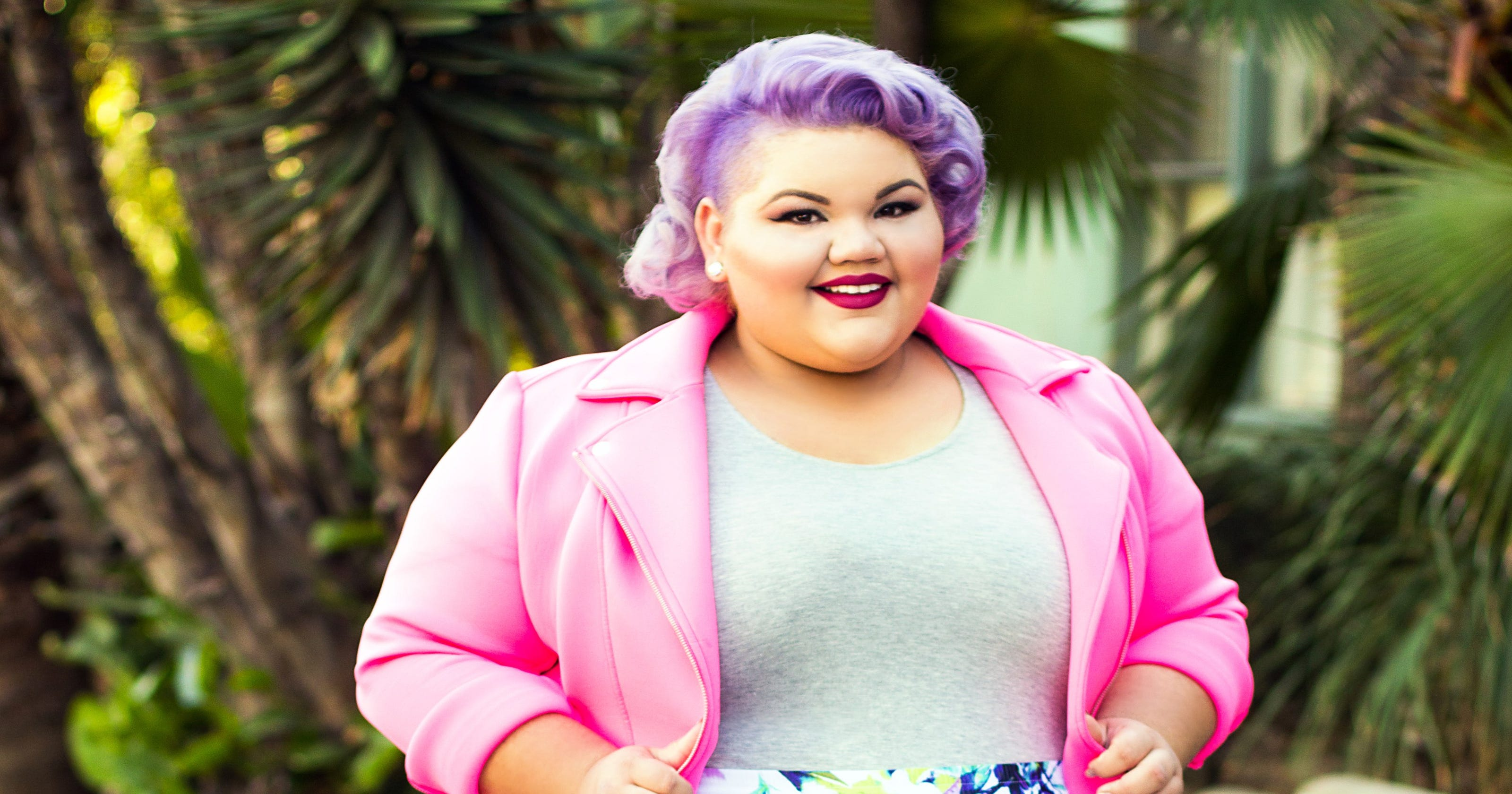 4f16c8f685d First look  Project Runway s Ashley Nell Tipton brings plus-sized style to  JCPenney