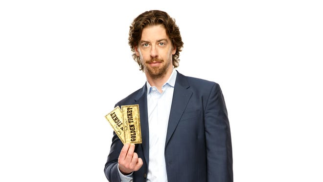 """Two-time Tony-winner Christian Borle, who stars as Willy Wonka in the Broadway production of """"Charlie and the Chocolate Factory,"""" will speak all things Wonka at Pleasantville's Jacob Burns Film Center on July 26 with Tony-winning Broadway producer Dori Berinstein and Mark Kaufman, producer of the West End version of the musical. At 7:35 p.m., July 26. Tickets: $20 for JBFC members; $25 for non-members."""