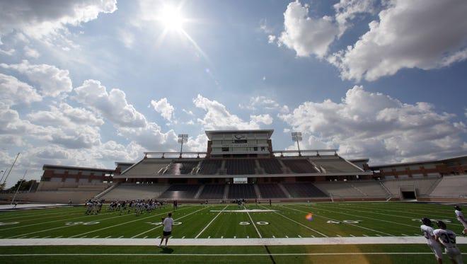 A $60 million high school stadium in Allen, Texas. Yes. 60 MILLION.