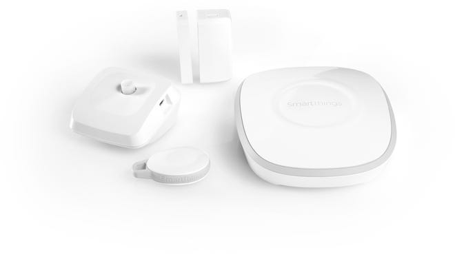 SmartThings devices.