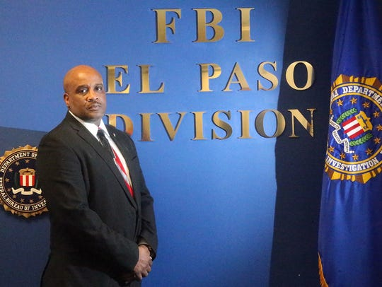 Emmerson Buie Jr. is the new FBI Special Agent in Charge