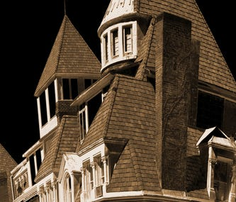 A ghost tour of the 1886 Crescent Hotel