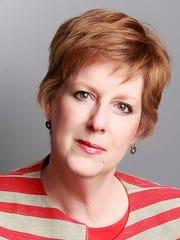 Stephanie Woods, new nursing school dean at the Texas