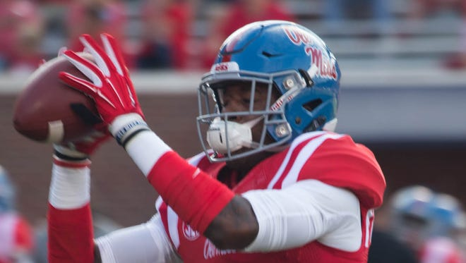 Ole Miss cornerback Tee Shepard has left the program.