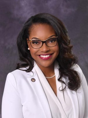 Ohio House Minority Leader Emilia Sykes is an Akron native.