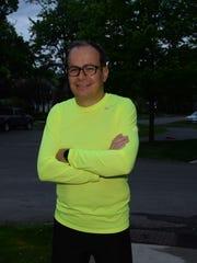 Peter Holdmann lives in Birmingham and enjoys running
