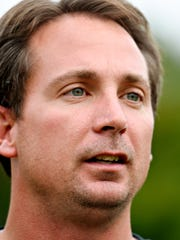 Dover Area High School Athletic Trainer Dave App talks