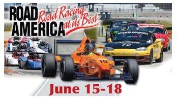 Road America for June Sprints