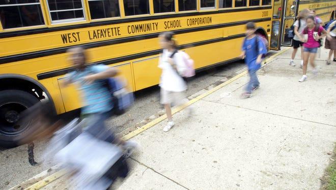 West Lafayette schools.