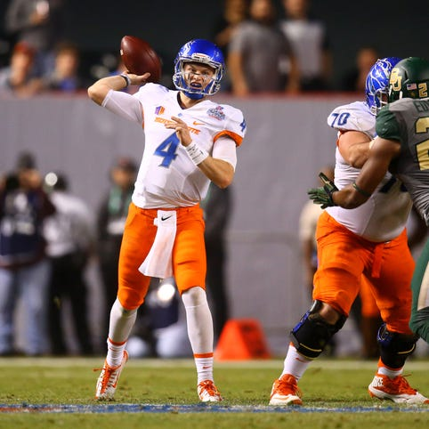 Early look: What to like about No. 16 Boise State in 2017