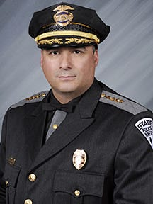 New Mexico State Police Chief Pete Kassetas