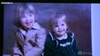 Sorenson presentó esta foto de ella con su hermano