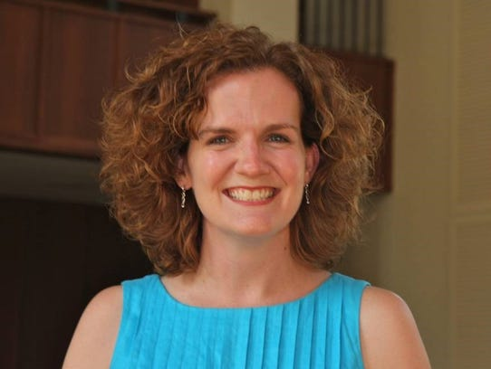 Jill Barnes-Buckley is executive director of Stewpot Community Services in Jackson.