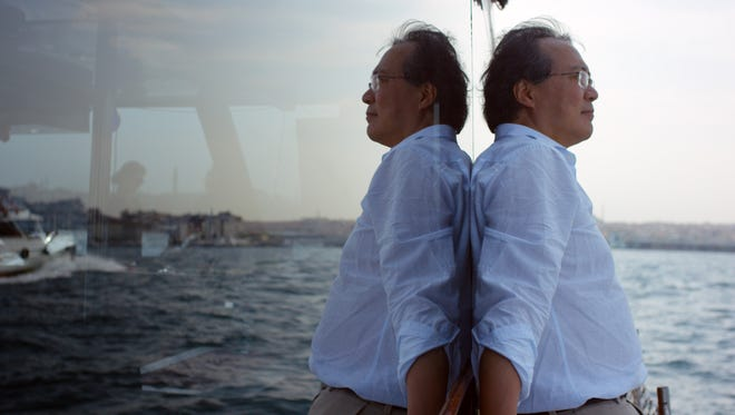 """Yo-Yo Ma is the driving force behind the Silk Road Project, the subject of """"The Music of Strangers."""""""