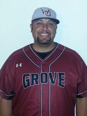 Rene Valdez, of Sahuarita Walden Grove, is azcentral sports' 2015 baseball small schools coach of the year.
