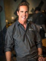 James Beard Award-winning chef Shawn McClain -- best