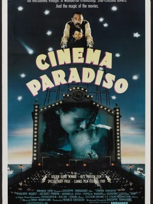"El Paso film buff and historian Jay Duncan will screen and discuss the movie ""Cinema Paradiso"" at noon Saturday at Ardovino's Desert Crossing in Sunland Park, N.M."