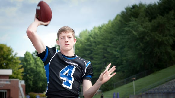 Zeb Speir and Smoky Mountain are home for Friday's WNC Athletic Conference opener against Tuscola.