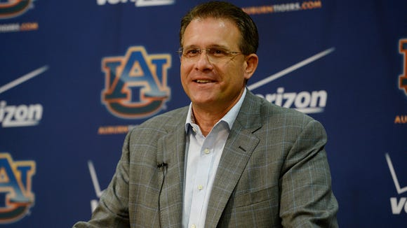 Gus Malzahn will make a stop on his Tiger Trek tour in Montgomery on Thursday.
