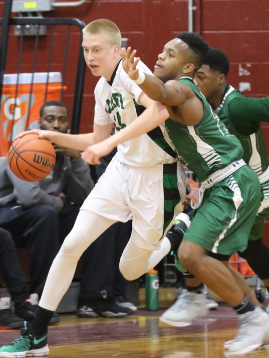 Passaic Valley vs DePaul -- Boys Basketball --- The Public vs Private High School Challenge --