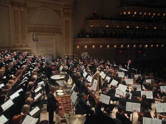 May Festival at Carnegie Hall