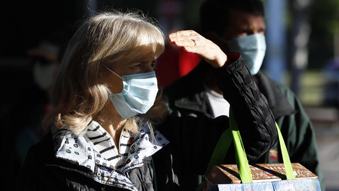 The Athens-Clarke Commission unanimously approved a mandate on wearing masks when in public places and inside commercial establishments. The mandate will go into effect at 8 a.m. on Thursday, June 9, 2020, and expire on August 4, though the commission could extend it.