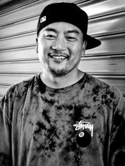 "Roy Choi is a Korean-American chef who worked on the film ""Chef."""