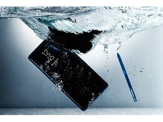 Some phones are waterproof, which could help during