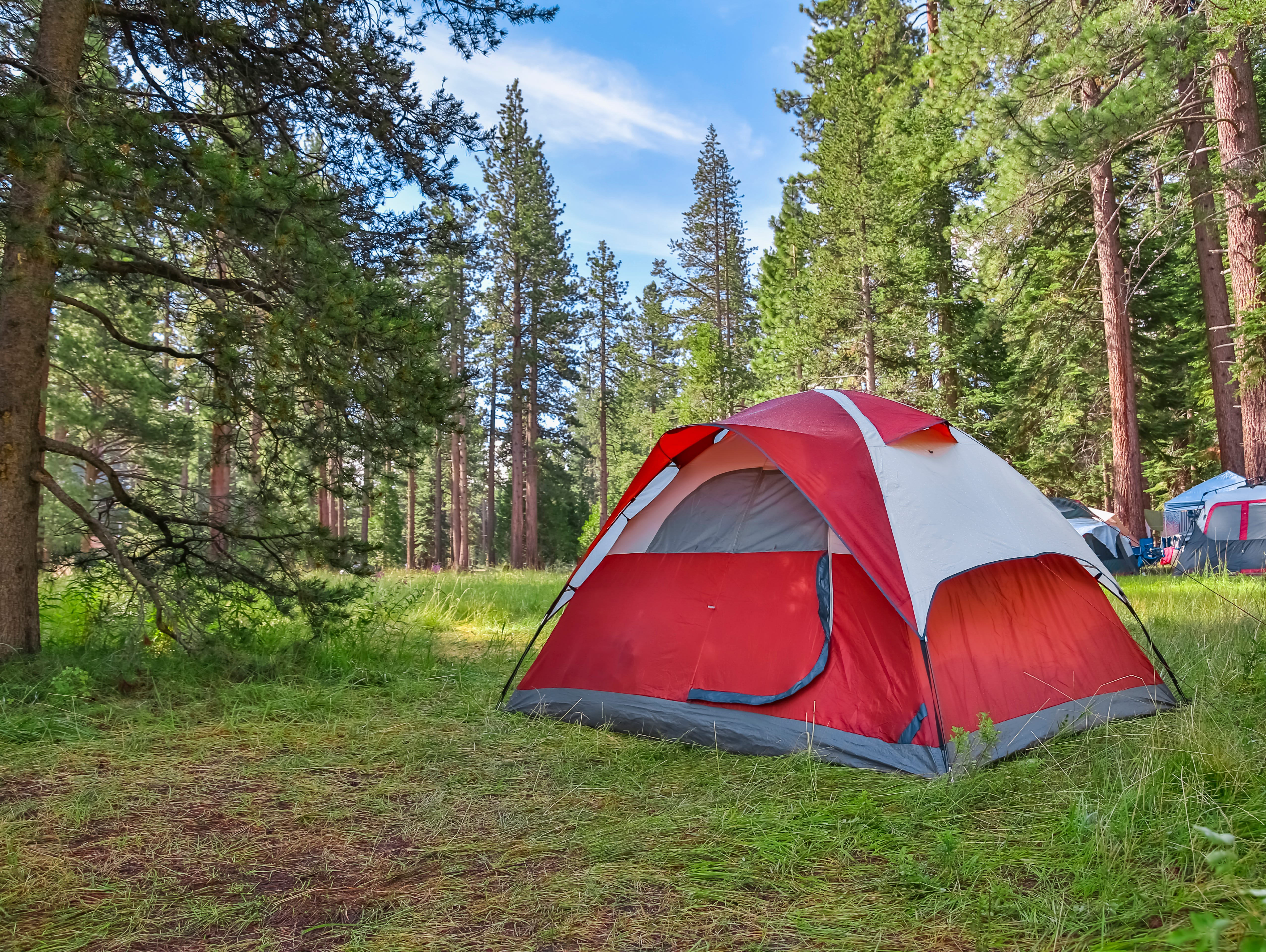 Spend time with Mother Nature! Enter 6/4-6/27 for a chance to win camping gear worth over $500!