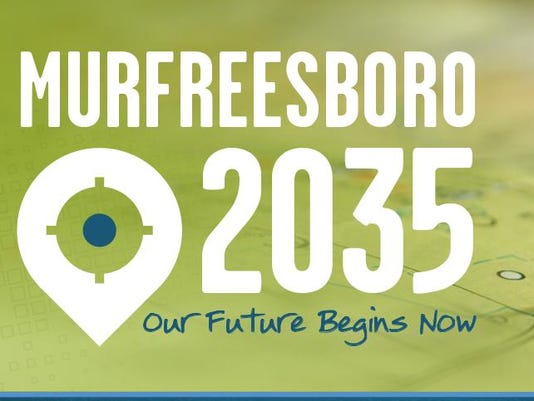 Murfreesboro 2035 Our Future Begins Now
