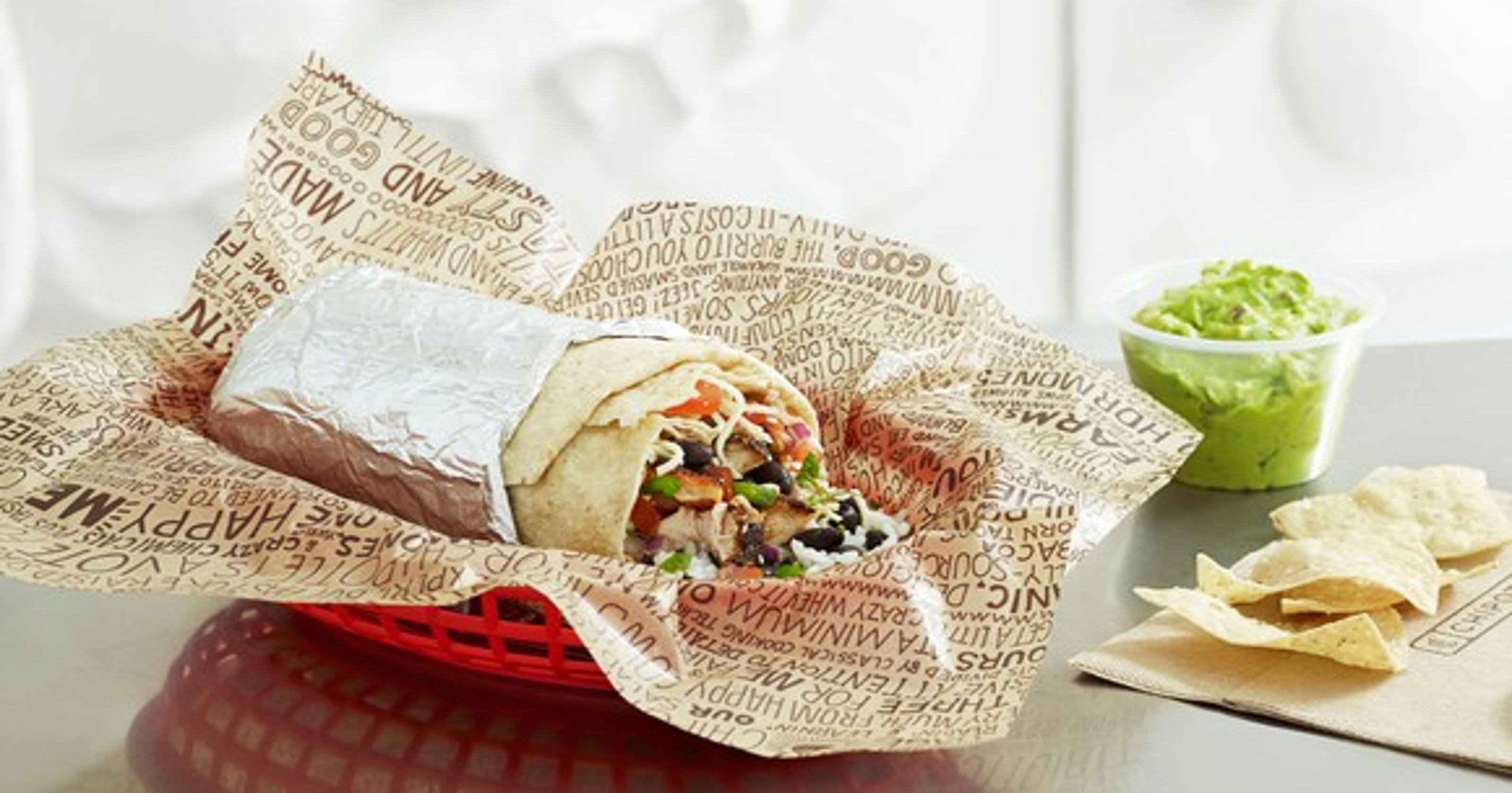 National Burrito Day: Find deals at Moe\'s Southwest Grill and Del Taco