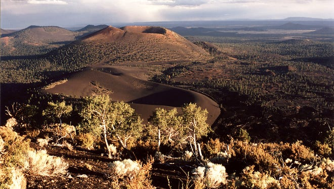 Sunset Crater Volcano National Monument is among 22 of Arizona's 24 national parks in need of maintenance.