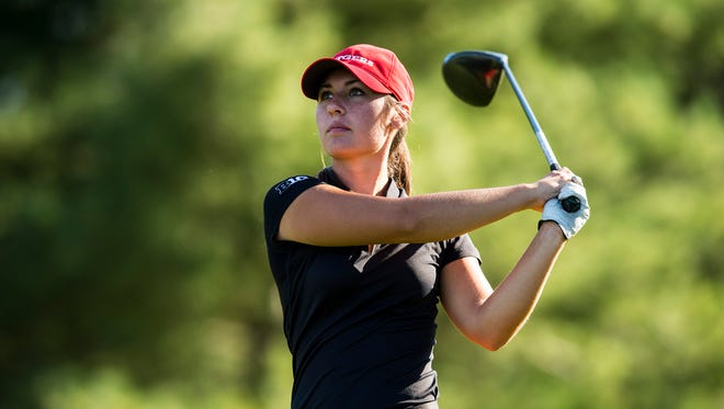 Colts Neck's Emily Mills is starring for Rutgers women's golf.