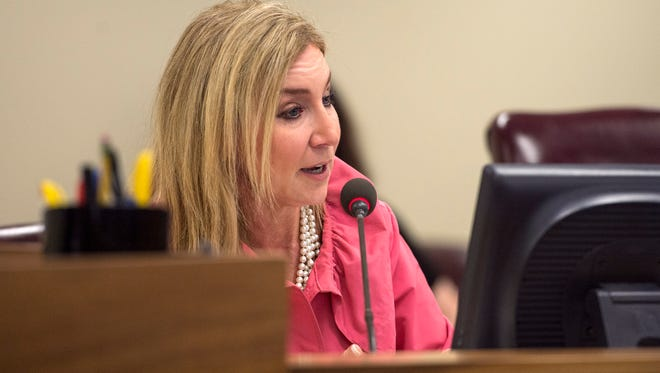 Shelby County Commissioner Heidi Shafer, along with Commissioner Walter Bailey, sponsored the ordinance.