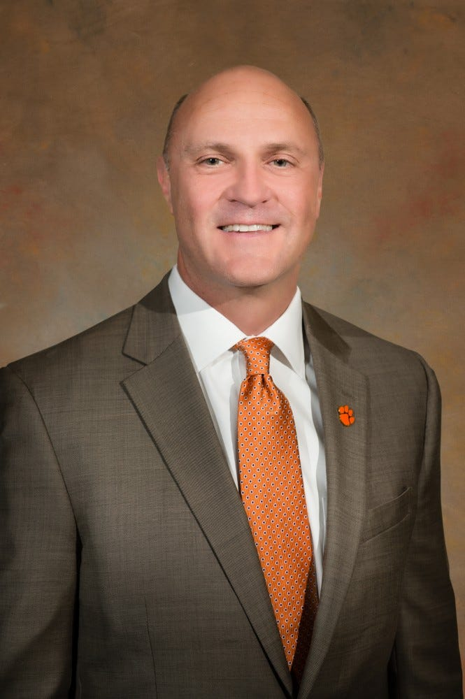 Clemson's Clements named to national board