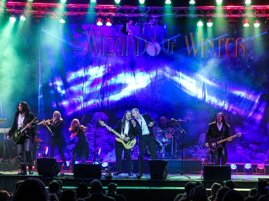 Wizards of Winter is a holiday rock opera that features former members of Trans-Siberian Orchestra.