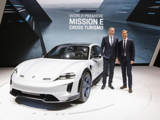 Porsche rolls out plans to pump fossil fuel profits into electric car creation