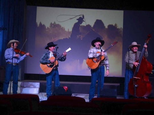 The Bar D Wranglers perform for more than 100 consecutive nights each year during the summer at the Bar D Chuckwagon north of Durango, Colo.