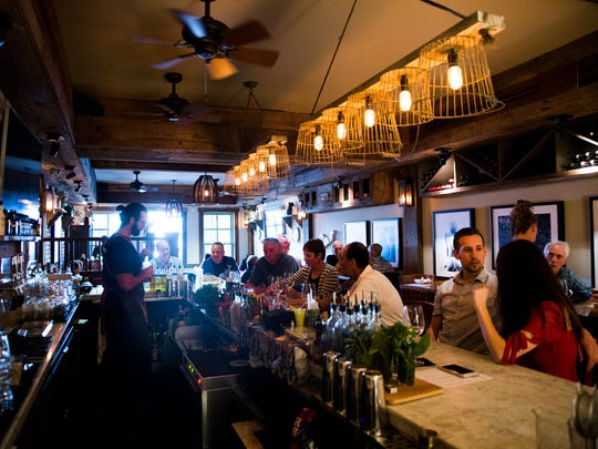 Osteria Tulia and its adjacent Bar Tulia in Naples are part of this season's Sizzle SWFL Restaurant Week.