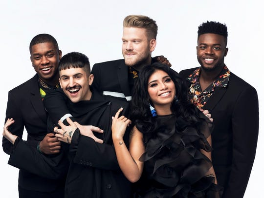 Pentatonix will perform the Star-Spangled Banner at